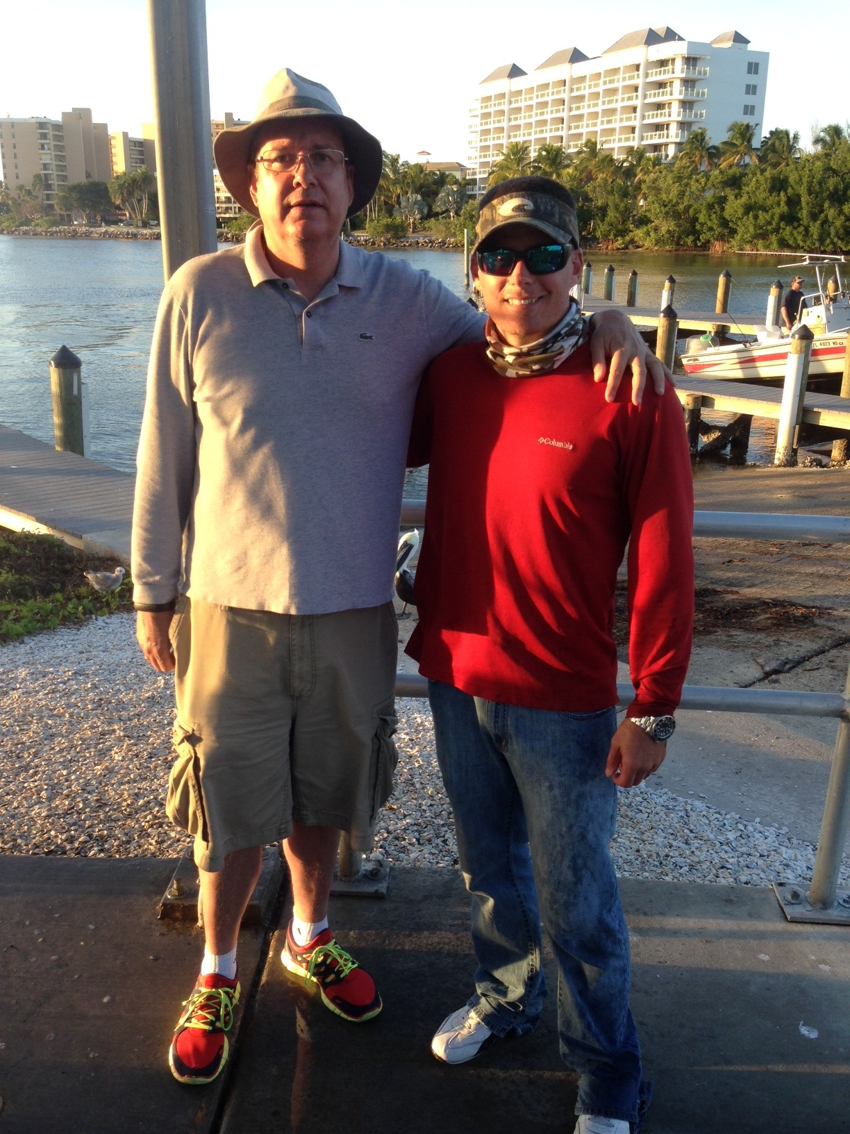 Fort Myers Fishing Report 11-10-14