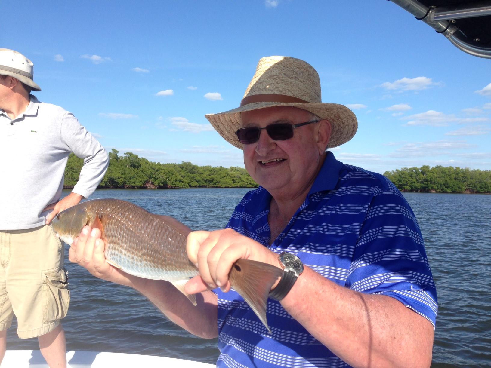 Fort myers fishing report 11 3 14 calusa fishing adventures for Ft myers fishing report