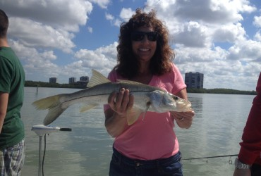 ESTERO BAY SNOOK