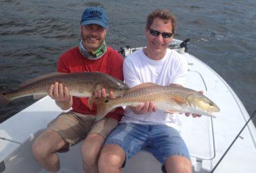 Estero Bay Redfish