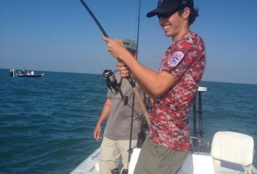 Tarpon Fishing Estero