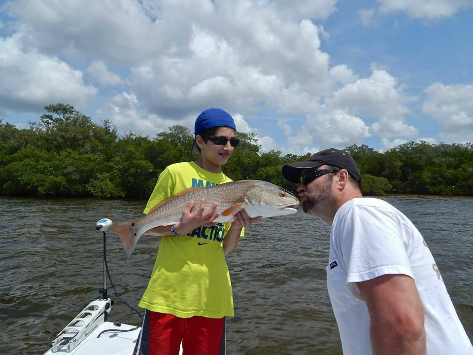 Estero Redfish