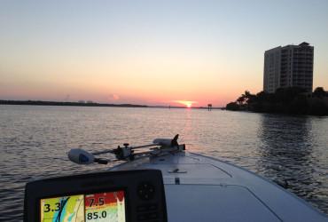 Fort Myers Night Fishing
