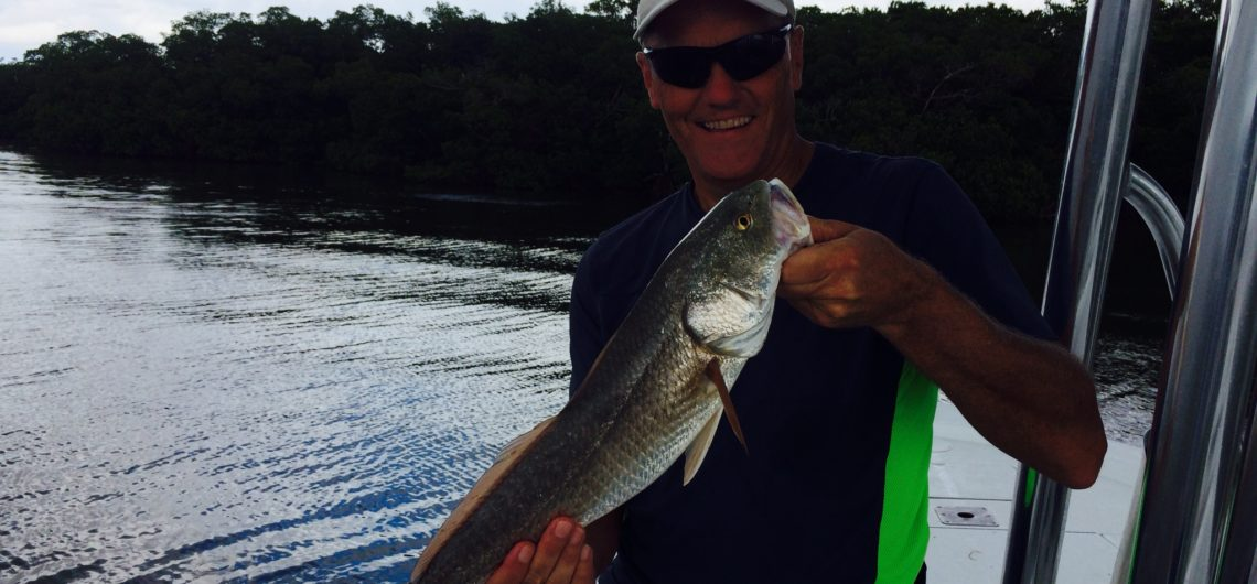 Fort Myers Fishing Report 10-28-14