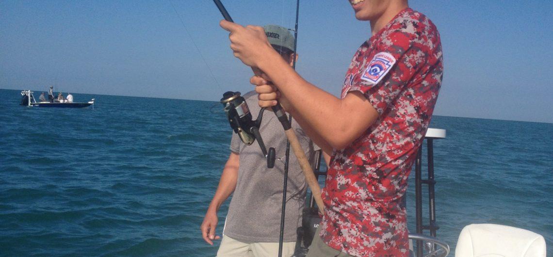 Tarpon Fishing Estero