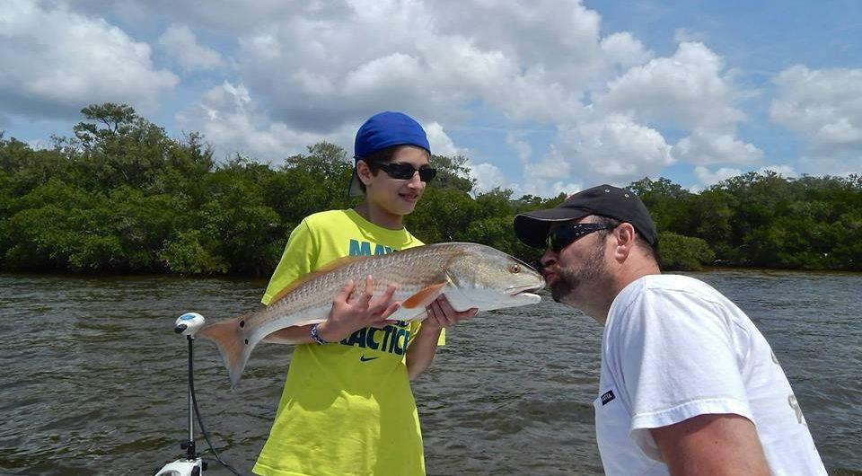 Estero Redfish