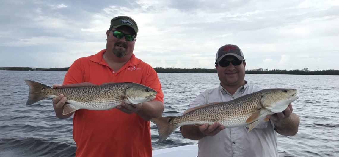 Fort Myers Fishing Report 9-26-18