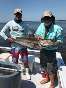 Full Day Nearshore Fishing Charter